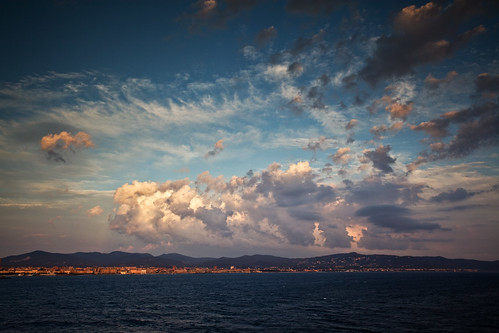 Sunset at Livorno