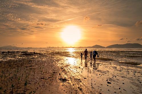 sunset paknai 日出日落 晨昏 flickrhongkong flickrhkma