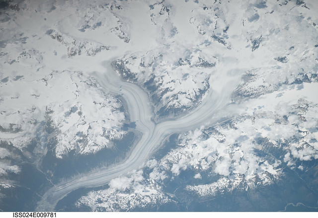 British Columbia, Canada (NASA, International Space Station Science, 07/28/10)