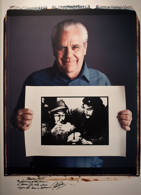 Roberto Salas - Archiving Photographic Legends  - Tim Mantoani