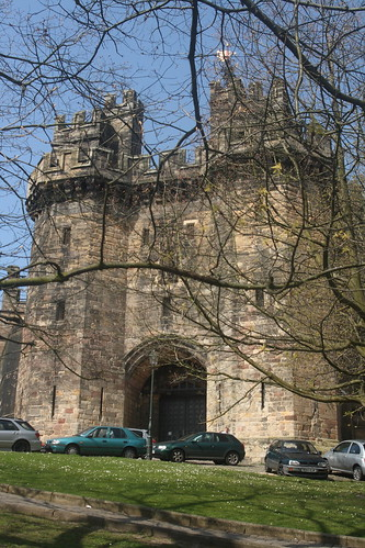 Lancaster Castle - flckr - Matthew Black