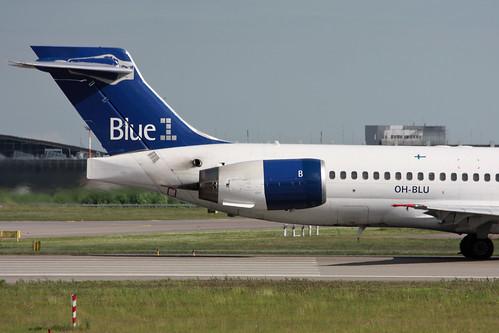 Blue1 - OH-BLU - McDonnell Douglas MD-90-30