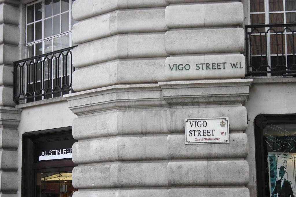Vigo Street