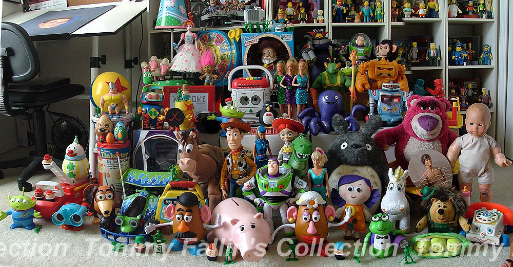 Thinkway Toy Story Collection - Page 167