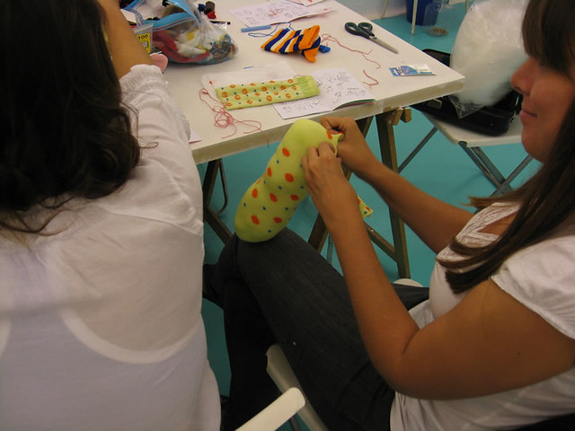 Flickr photo sharing for Munecos con calcetines
