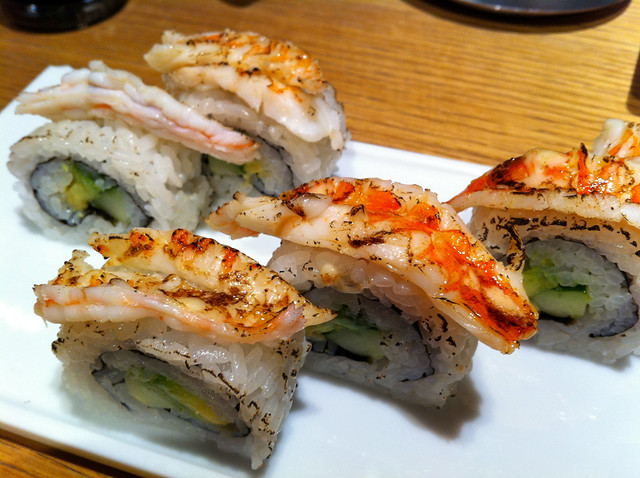 Grilled Shrimp Roll | Flickr - Photo Sharing!