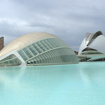 Science Museum in Valencia, Spain