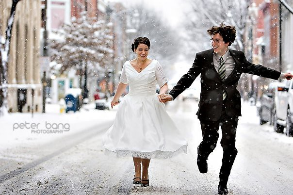10 Fancy Winter Wedding Ideas