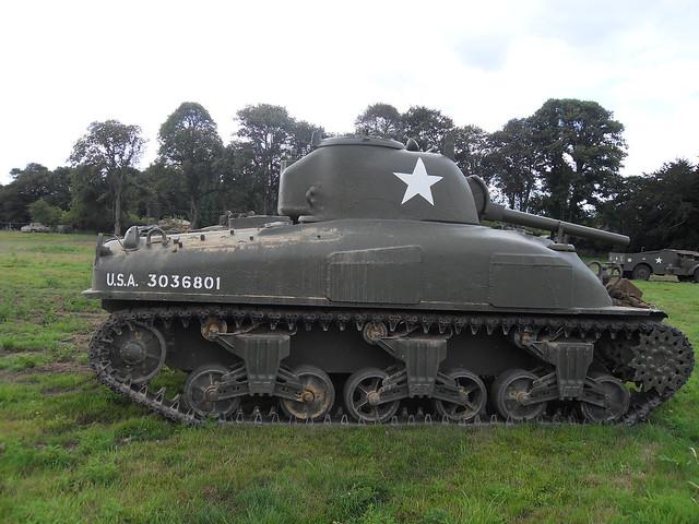 Ww2 Sherman Tan... Ww2 Sherman Tanks For Sale