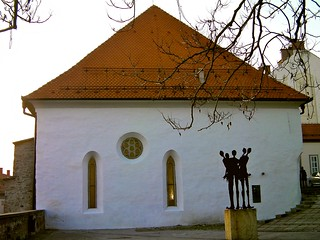Holocaust Memorial and Synagogue, Maribor