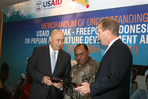 USAID PADA MOU Recognition Ceremony
