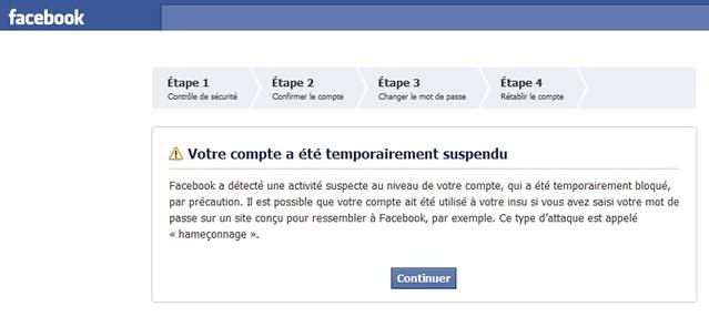 facebook bloque mon compte...ahhhh... bonne nuit alors | Flickr ...