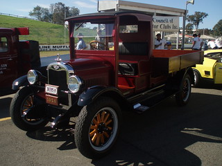 1926 Chevrolet Superior Series X truck