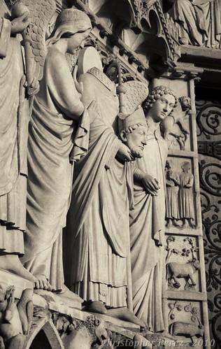 St Denis - Notre Dame