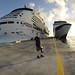 RC Adventure of the Seas & Celebrity Constellation by Brian Wotherspoon