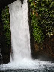 The Banias waterfall by agroffman, on Flickr
