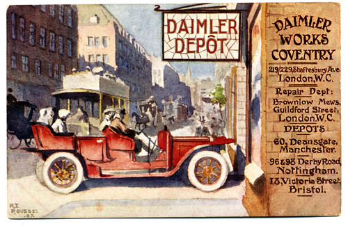 daimler depot by messerschmitt owner