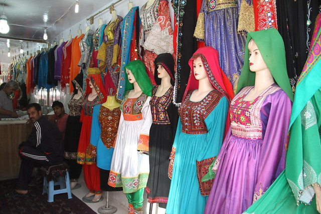 Traditional Costumes Of Afghanistan - Afghan Network iNteractive