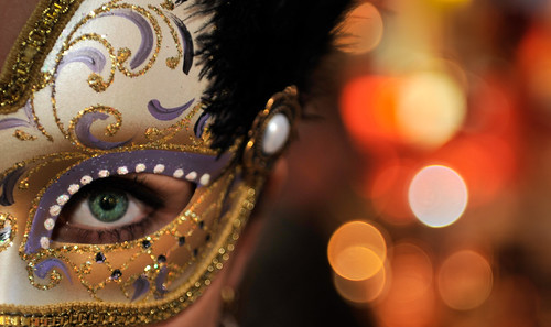 Venetian Eyes [Explored] by Nezar Kadhem