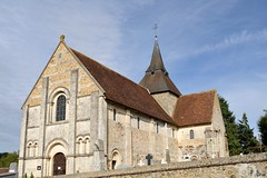 Eglise Notre-Dame d'Autheuil (XIIe S.) - Orne - Basse Normandie