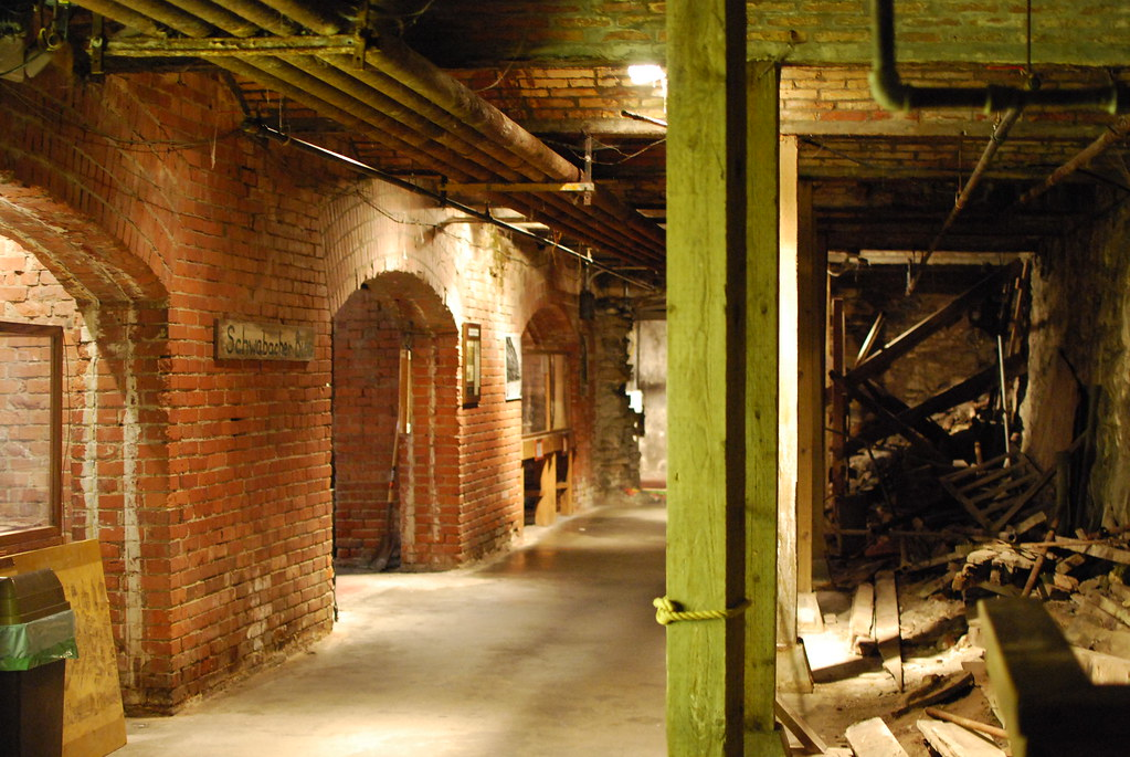 Underground Seattle