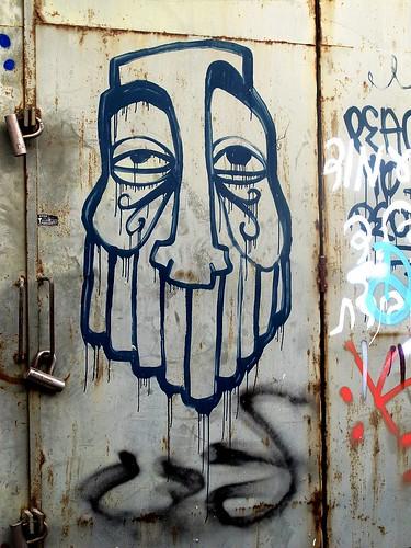 Tel Aviv Street Art by LoisInWonderland