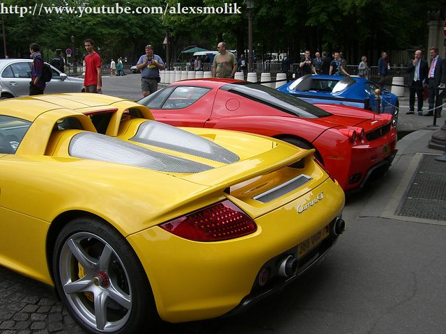 ferrari enzo bugatti veyron porsche carrera gt flickr photo sharing. Black Bedroom Furniture Sets. Home Design Ideas