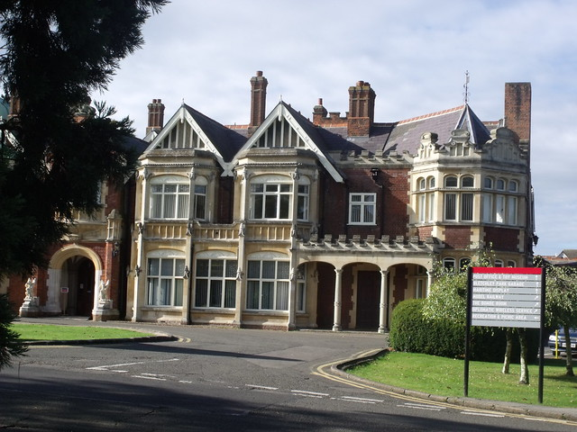 Bletchley Park House - Mansion