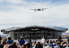 Spaceport America Runway dedication. Photo by Jeffrey Vock