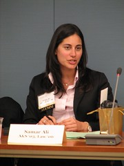 Samar Ali, A&S '03, Law '06