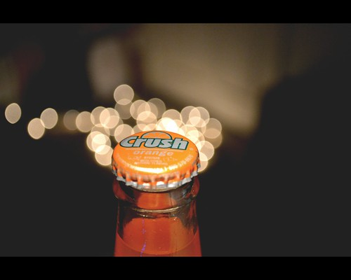 I kinda have a Crush on Bokeh... :)