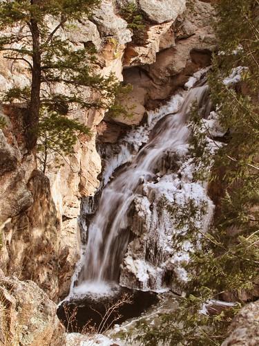 cold newmexico ice jemezsprings jemezfalls jemezriver trail137