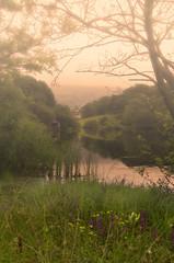 Misty Morn Rydal Water