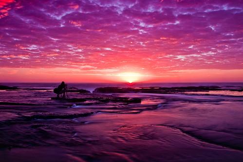 longexposure pink sunrise waves tides nd8 gnd8 hppt