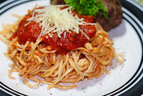Homemade spaghetti 0013