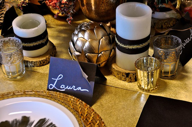 Thanksgiving Table Design Traditional 4-Camille Styles Events