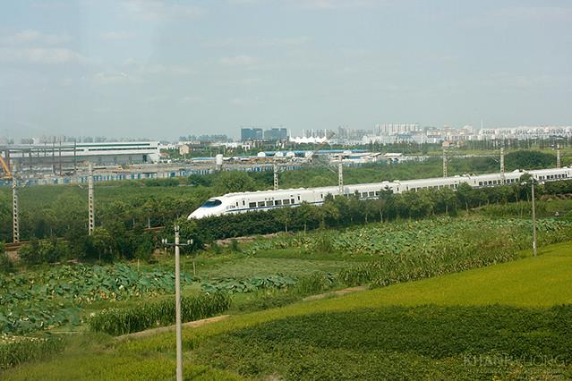 Asia Trip '10 0780 (China Railway High-Speed Train)