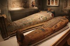Coffin and Mummy of Nesmin (Around 250 BC)