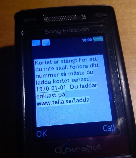 mobiltelefon kontantkort barn