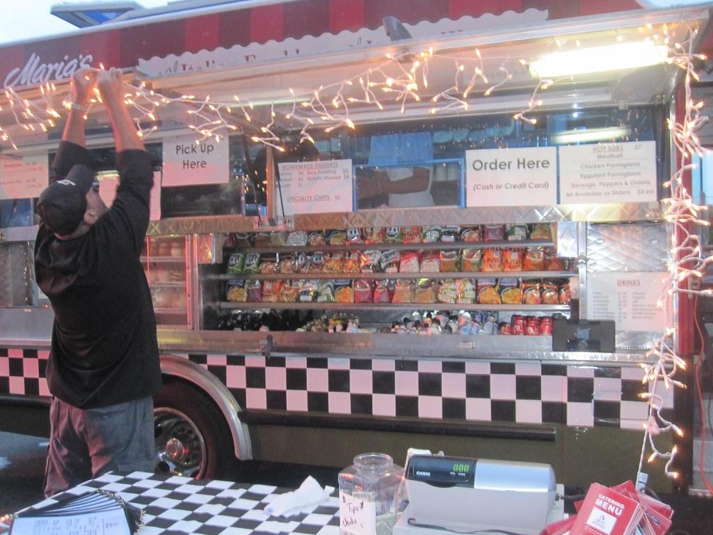 Marias Food Truck