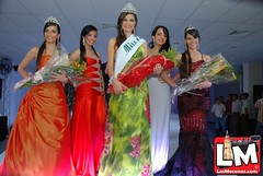 Miss Provincia Espaillat 2010 @ Club Recreativo 20/11/2010.