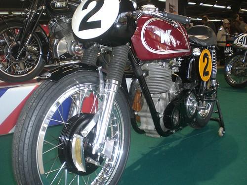 Matchless G50 1962 500cc OHC