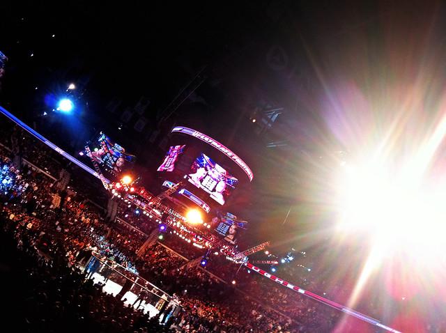UFC @ the Palace
