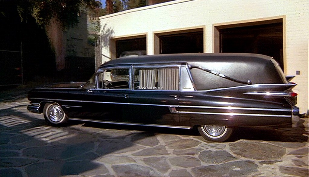Ambulance For Sale >> 1959 Cadillac Hearse - a photo on Flickriver