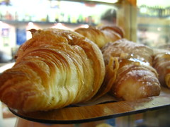 meal, baking, baked goods, bakery, food, viennoiserie, dish, cuisine, danish pastry, croissant,