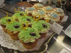 Upper Crust cupcakes