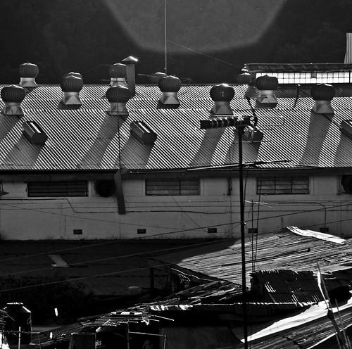 sunset mexico atardecer factory michoacán fábrica tlalpujahua gloriazelaya