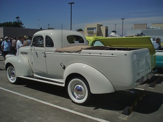 1946 Chevrolet coupe utility