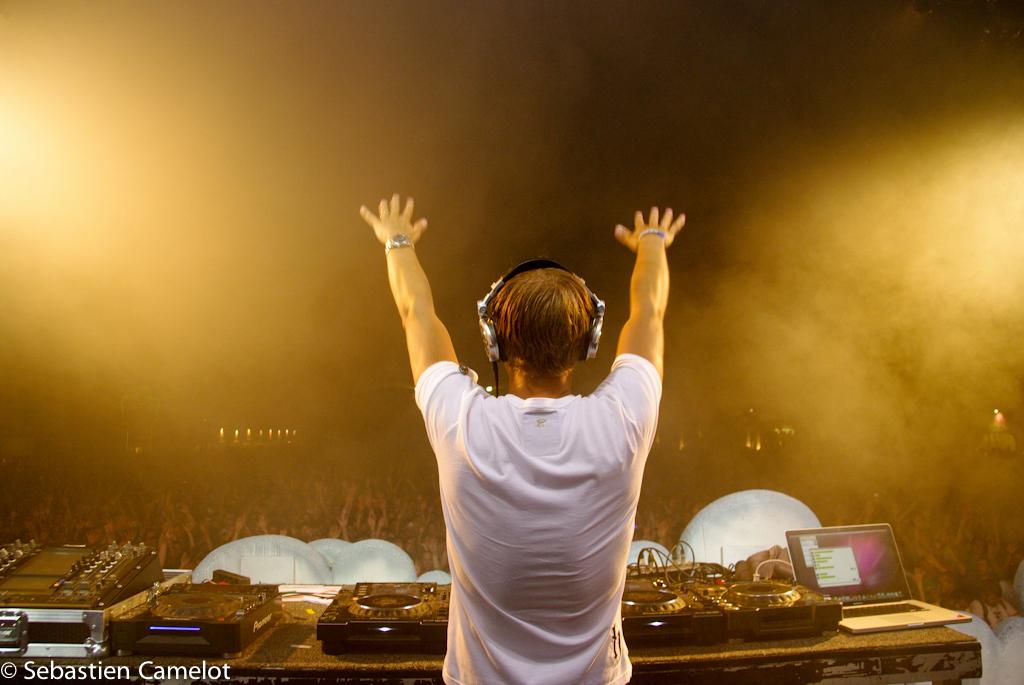 Tomorrowland 2010 - Armin Van buuren