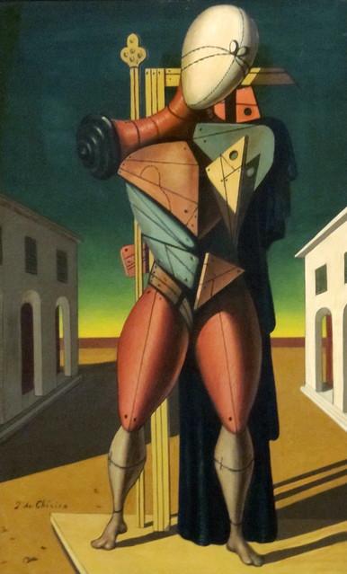 Giorgio de Chirico: Troubadour, 1940